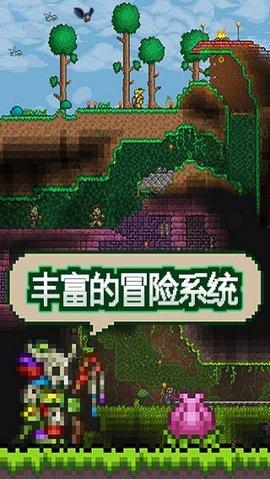 泰拉瑞亚1.3中文版破解版